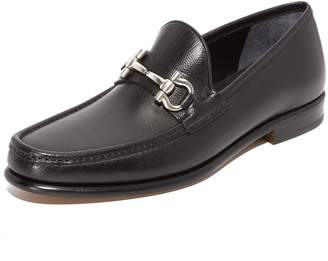 Salvatore Ferragamo 30MM BRUSH DERBY LACE-UP LEATHER LOAFERS k7qHBcV