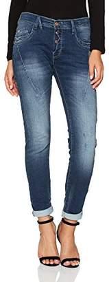 GANG Women's New Georgina-Montana Sweatie Boyfriend Jeans,24W x 32L