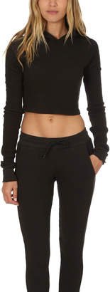 Cotton Citizen Monaco Crop Hoody