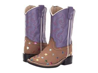 Old West Kids Boots Emily (Toddler)