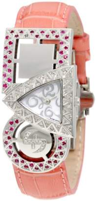 Rubie's Costume Co Swisstek SK21909L Limited Edition Swiss And White Diamond Watch With Red