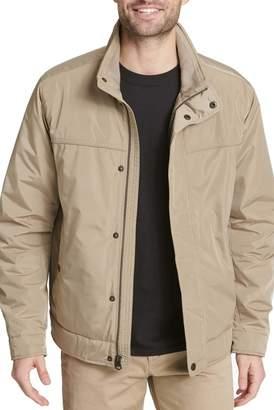 Dockers Zip Front Bomber Jacket