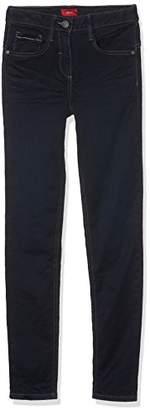 S'Oliver Girl's 66.710.71.2957 Jeans, (Blue Denim Stretch 58Z2)