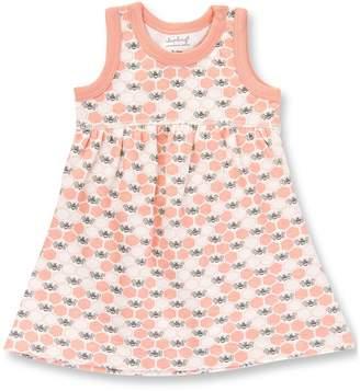Sapling Child Peach Blossom Bees Dress (Baby Girls)