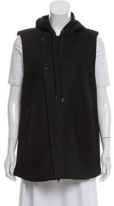 Rebecca Minkoff Mia Hooded Vest w/ Tags