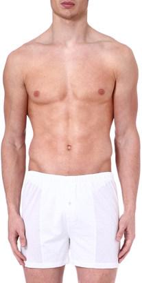Hanro sporty boxers $44 thestylecure.com