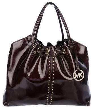 MICHAEL Michael Kors Patent Leather Astor Tote