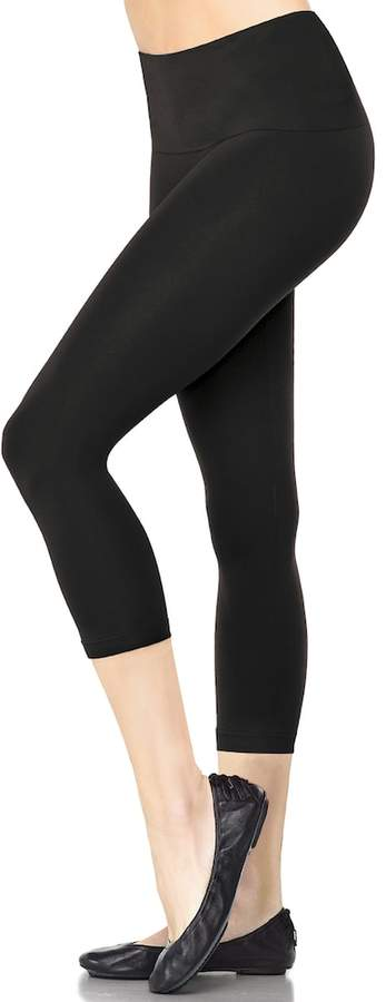 ASSETS Red Hot Label by Spanx Shaping Capri Leggings - 2244