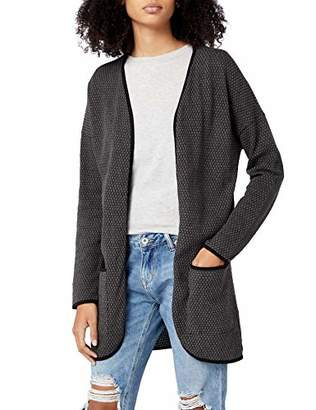 Only Women's Onldiamond Ls Long Cardigan Noos Cardigan,(Manufacturer Size: L)