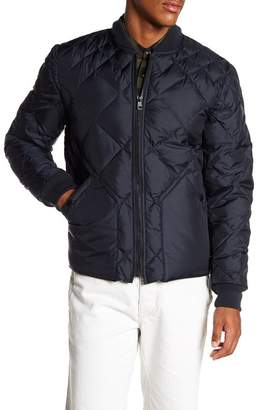 7 Diamonds Koin Quilted Jacket