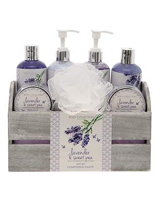 Fashion World Lavender Skin Care Gift Set