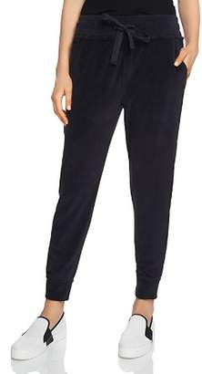 1 STATE 1.STATE Velour Jogger Pants