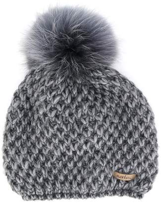 Norton Co. pom pom beanie