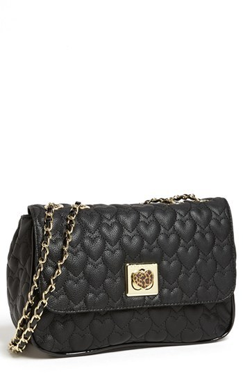 Betsey Johnson 'Will You Be Mine' Crossbody Bag