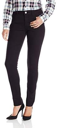 Wrangler Women's Mid Rise Skinny Leg Jean