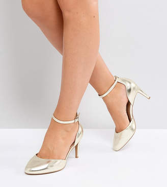 Asos Swallow Wide Fit Heels