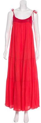 Ulla Johnson Sleeveless Maxi Dress