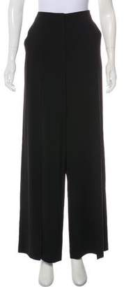 Iris & Ink High-Rise Wide-Leg Pants w/ Tags