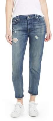 Lucky Brand Sienna Ripped Slim Boyfriend Jeans