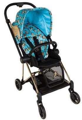 Jeremy Scott Cybex Mios Stroller & Pram Set Black Cybex Mios Stroller & Pram Set