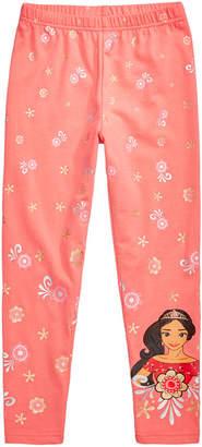Disney (ディズニー) - Disney's Toddler Girls Princess Elena of Avalor Leggings