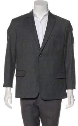 Kenzo Wool Slim-Fit Blazer