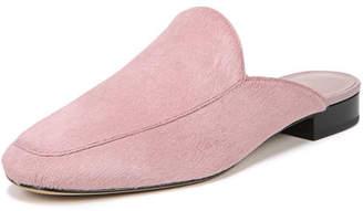 Diane von Furstenberg Lexington Flat Calf Hair Mule