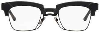 Kuboraum Black N6 BM Sunglasses