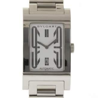 Bulgari White Steel Watches