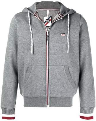 Sun 68 zip-up hoodie