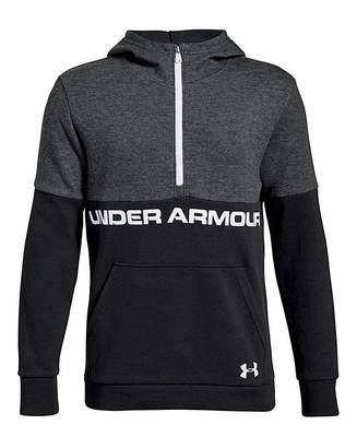 Under Armour Double Knit 1/2 Zip Hoody