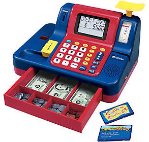 Learning Resources Teaching Cash Register from