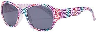 John Lewis & Partners Children's Glitter Animal Print Sunglasses, Multi