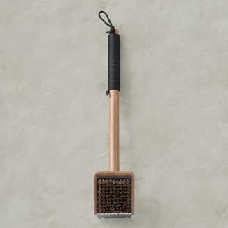 Williams-Sonoma Williams Sonoma Palmyra Bristles BBQ Cleaning Brush