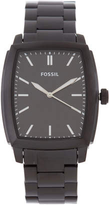 Fossil BQ2300 Black-Tone Watch