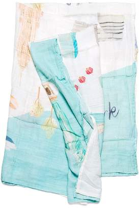 LOULOU LOLLIPOP - New York Luxe Muslin Swaddle