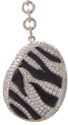 Diamond Select Cuts 18K 3.45 Ct. Tw. Diamond Pendant