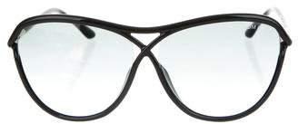 Tom Ford Tabitha Oversize Sunglasses w/ Tags