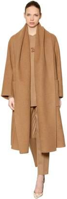 Max Mara Agave Atelier Pure Camel Long Coat