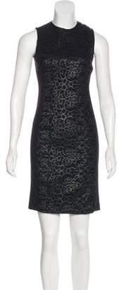 A.L.C. Sleeveless Knit Sheath Dress