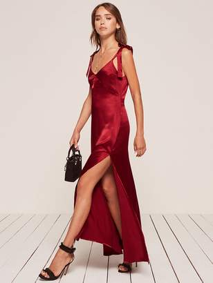 Reformation Tanya Dress