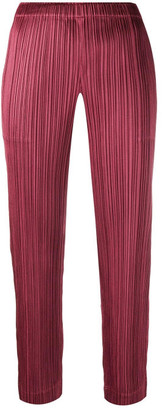 Pleats Please Issey Miyake Trousers