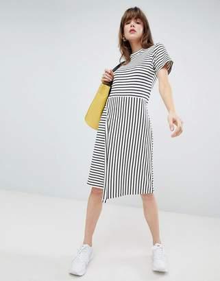 Mads Norgaard Dreamy Stripe Dress