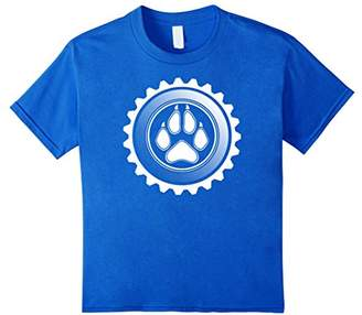 Human Puppy Gear T-Shirt - High Contrast and Shading