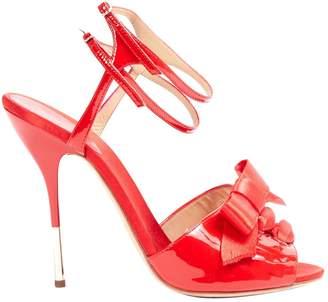 Giuseppe Zanotti Red Patent leather Sandals