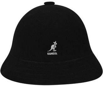 Kangol Headwear Bermuda Casual Bucket Hat in Black