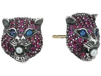 Gucci Le Marche Des Merveilles Stud Earrings