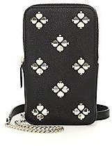 Kate Spade Women's Margaux North South Leather Crossbody Bag