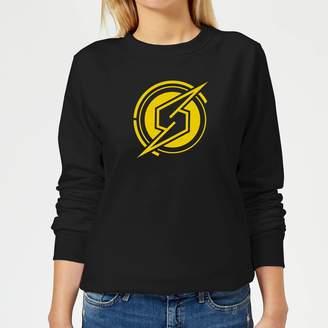 Nintendo Metroid Samus Coin Women's Sweatshirt
