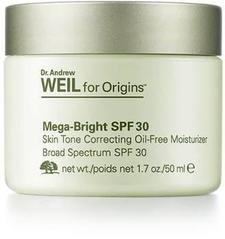 Origins Dr. Andrew Weil For OriginsMega-Bright SPF 30 Oil-free Moisturizer